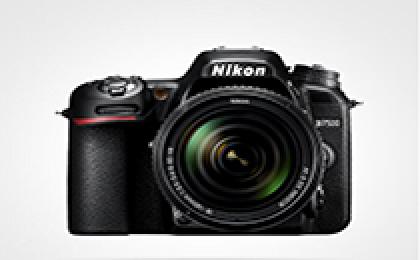 尼康(Nikon)D7500 单反相机