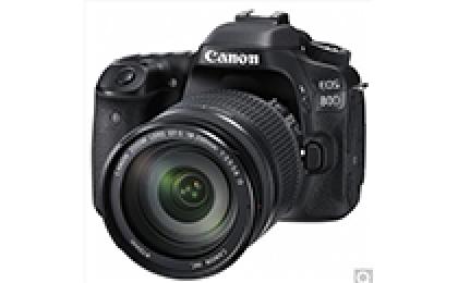 佳能(Canon)EOS 80D 单反相机