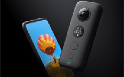 insta360 oneX720度智能高清全景相机