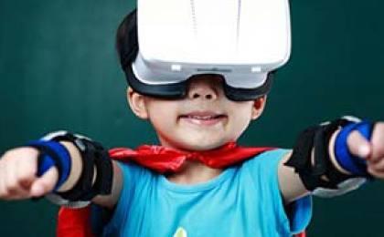 医生:VR眼镜或改变大脑对视觉处理过程?