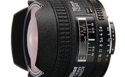 尼康AF Fisheye 16mm f2.8 鱼眼镜头