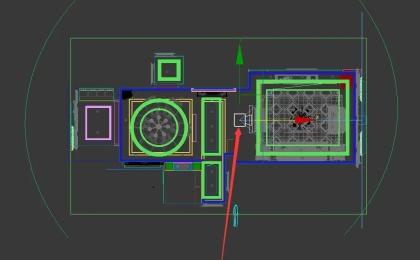 虚拟建模即3Dmax怎么导出360VR全景图
