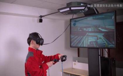 京东物流推出VR虚拟现实培训?